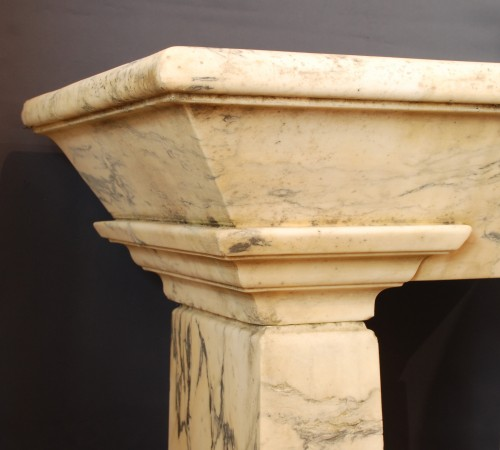 Directoire - Neo-Classical marble basin Italy 18th century