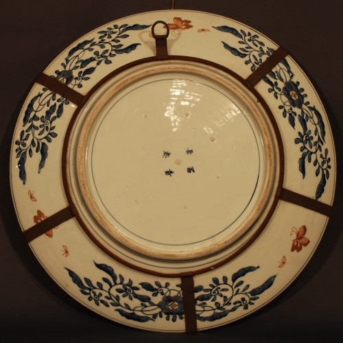 19th century - Large dish Imari 19th century