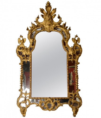 A french Régence mirror 18th century