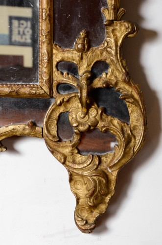 18th century - A french Régence mirror 18th century