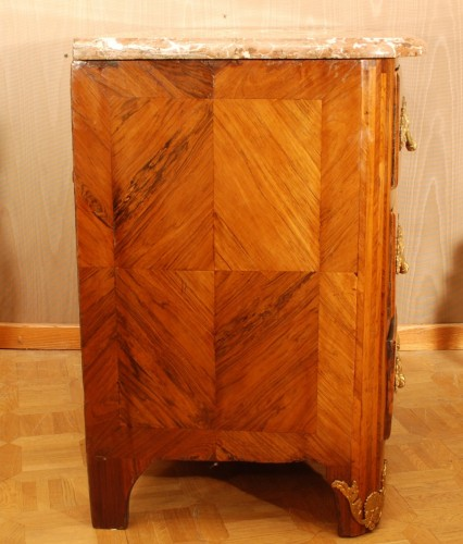 A small Louis XIV commode -