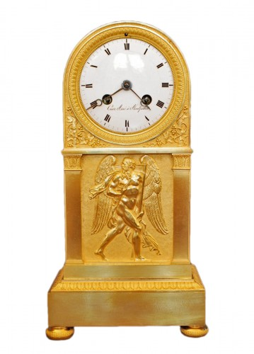 A french Empire period clock