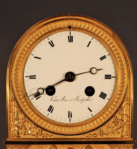 Empire - A french Empire period clock
