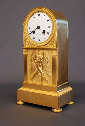 Antiquités - A french Empire period clock