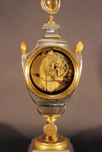 Horology  - A french Empire period clock