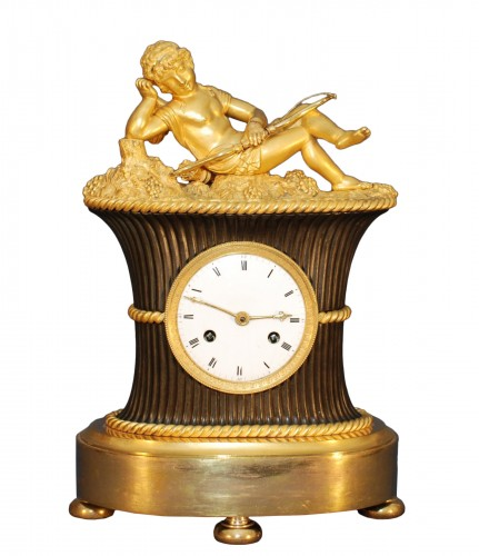 A French Directoire clock