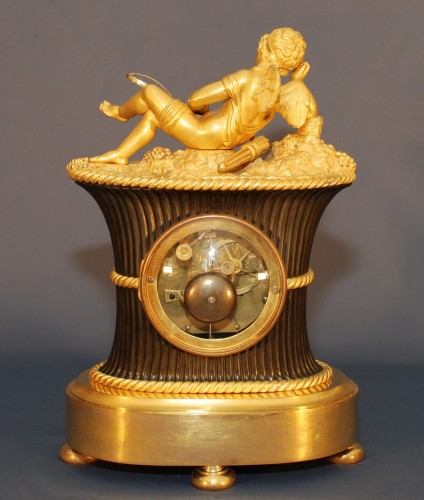 A French Directoire clock -