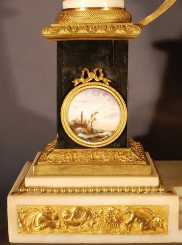 18th century - A large french Louis XVI period clock