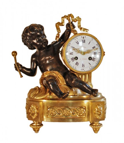 A French 19th century Clock