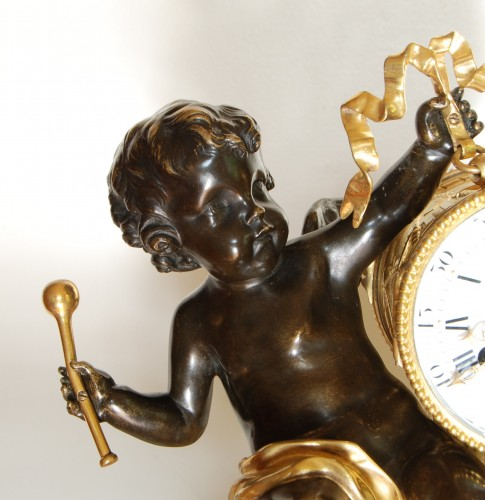 A French 19th century Clock - Horology Style Napoléon III