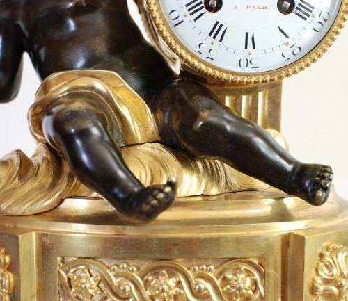 A French 19th century Clock -