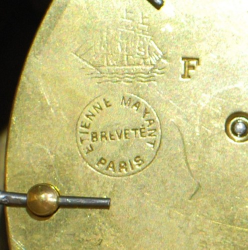 Antiquités - A French 19th century Clock
