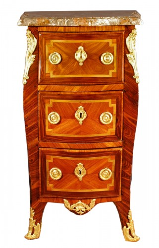 Very small french Transition Commode 18th century