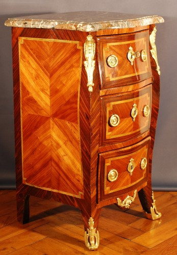 Furniture  - Very small french Transition Commode 18th century