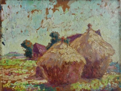 Luce Maximilien (1858-1941) - Haystack