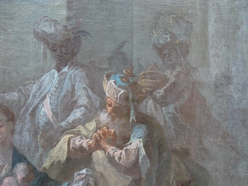 Paintings & Drawings  - Giovanni Battista Pittoni (1687-1767) - The Three Kings