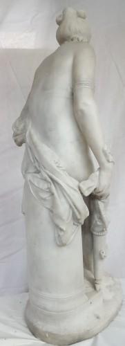 Albert-Ernest Carrier-Belleuse (1824-18887) - Diana the huntress - Napoléon III
