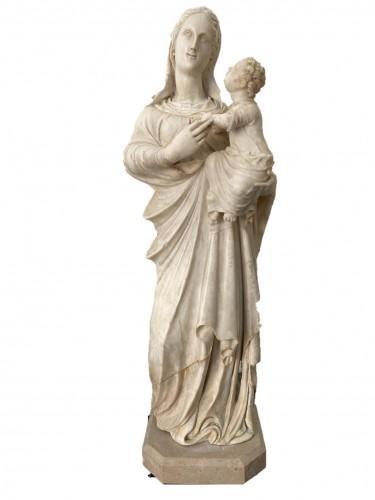 Virgin of Trapani - 15th/16th century