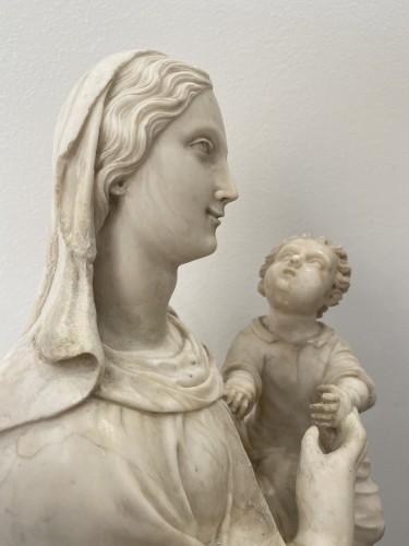 Sculpture  - Virgin of Trapani - 15th/16th century