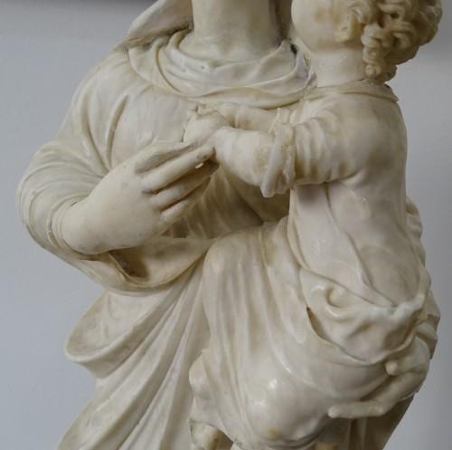 Virgin of Trapani - 15th/16th century -