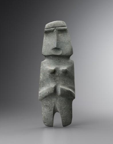 Standing Woman - Mezcala - Ancient Art Style