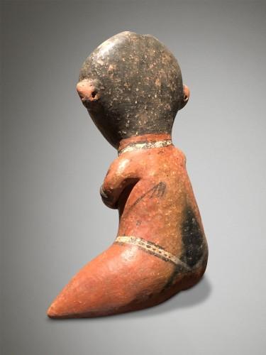 Ancient Art  - Sitting Thinker - Chinesco