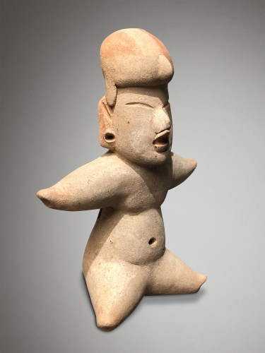 Baby face - Olmec - Ancient Art Style