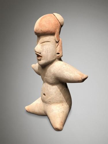 Ancient Art  - Baby face - Olmec