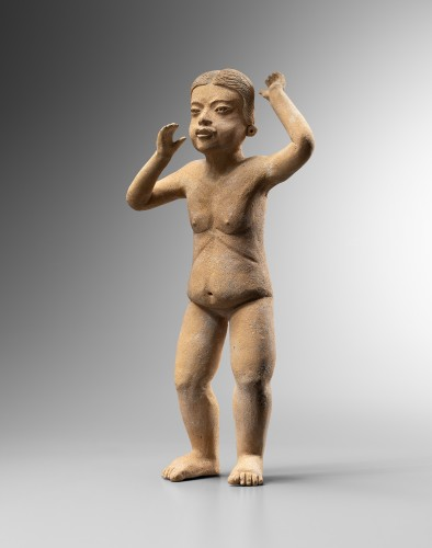 Standing figure - Xochipala - Ancient Art Style