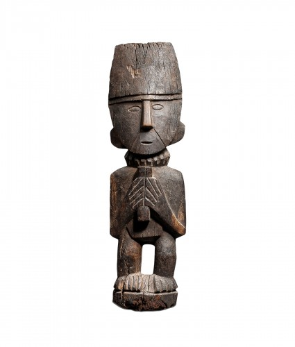 Personnage debout, Totem - Chimu