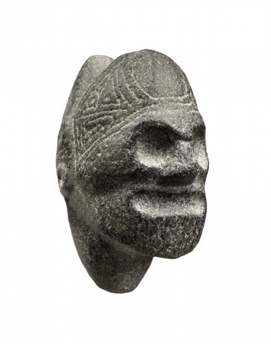Zemi - Head Of Macoris - Taïno