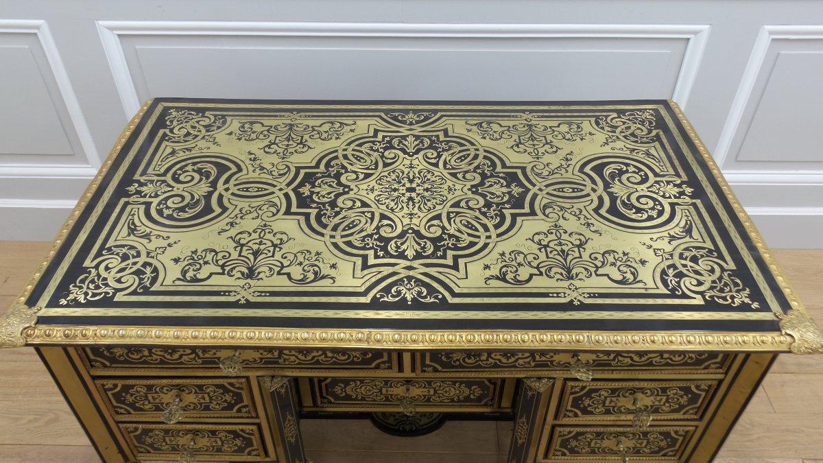 Bureau Mazarin dpoque Louis XIV XVIIIe sicle N46444