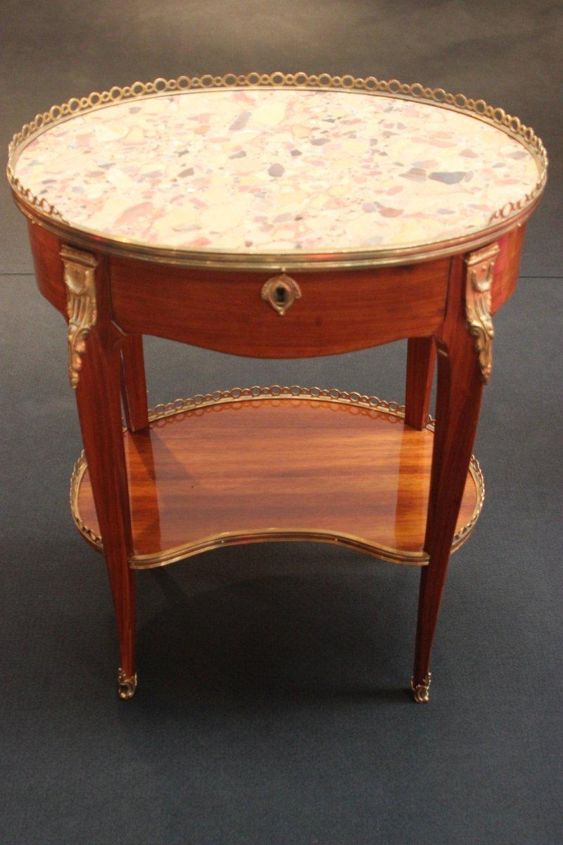 Petite Table Crire D 39 Poque Louis Xv Xviiie Si Cle