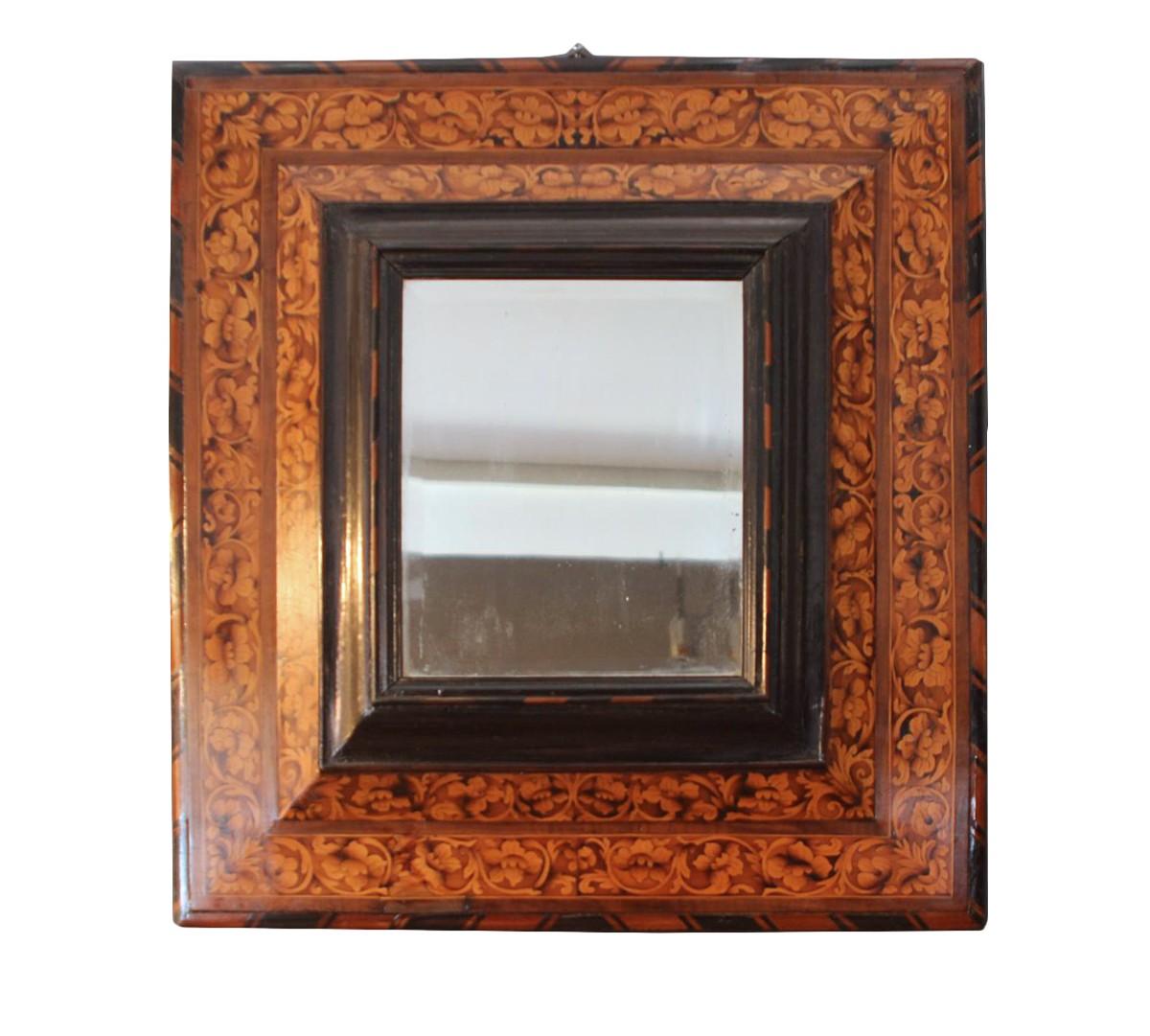 Miroir du languedoc poque louis xiv xviie si cle for Miroir louis xiv