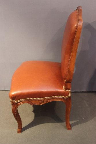 Set of six chairs Regence - Seating Style French Regence