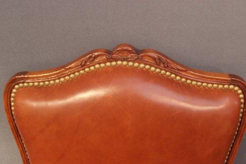 18th century - Set of six chairs Regence