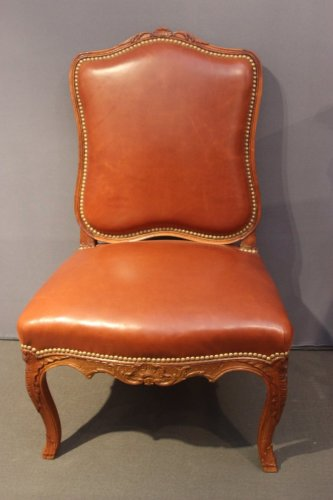 Set of six chairs Regence - French Regence