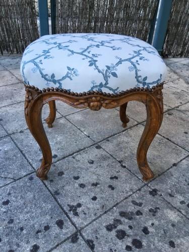Seating  - Louis XV stool