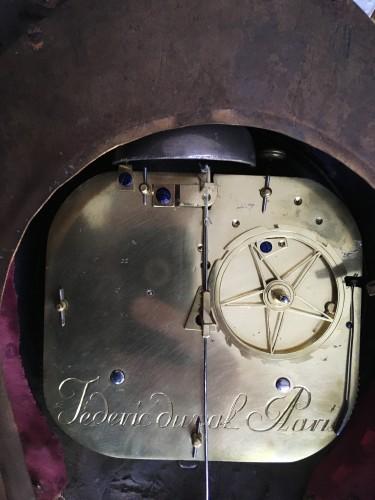Bronze Cartel Louis XV - Clocks Style Louis XV