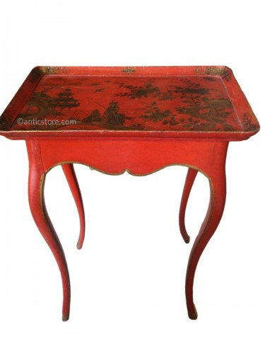 Louis XV cabaret table