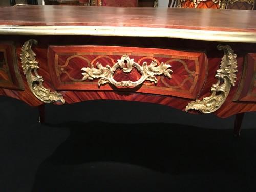 Louis XV Bureau plat - Furniture Style Louis XV