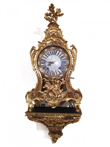 Louis XV decorative clock