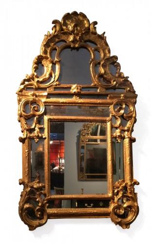 Regency mirror