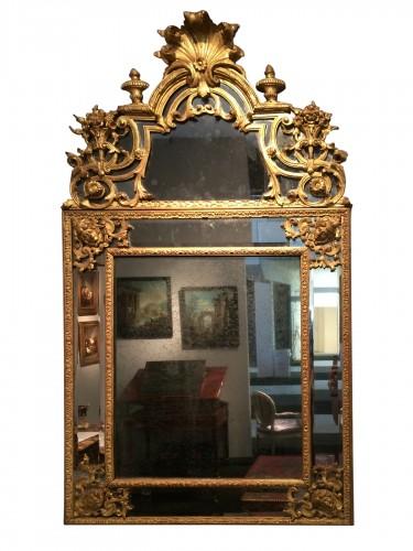 Louis XIV mirror