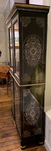 Louis XIV bookcase - Furniture Style Louis XIV