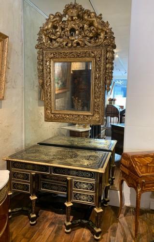 Louis XIV mirror - Mirrors, Trumeau Style Louis XIV