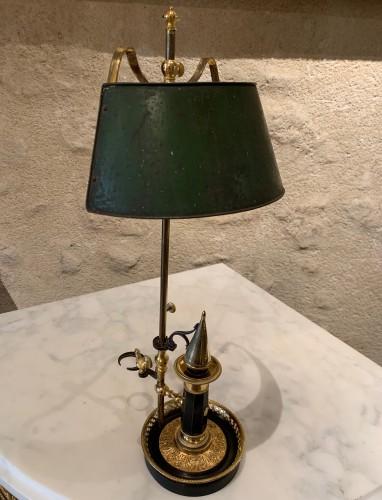 Bouillotte lamp - Lighting Style Louis XVI