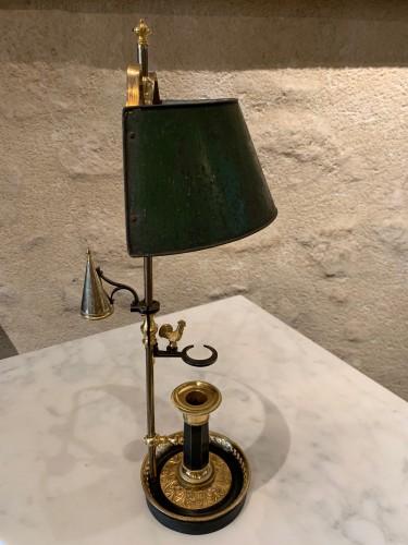 Lighting  - Bouillotte lamp