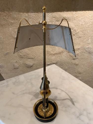 Bouillotte lamp -