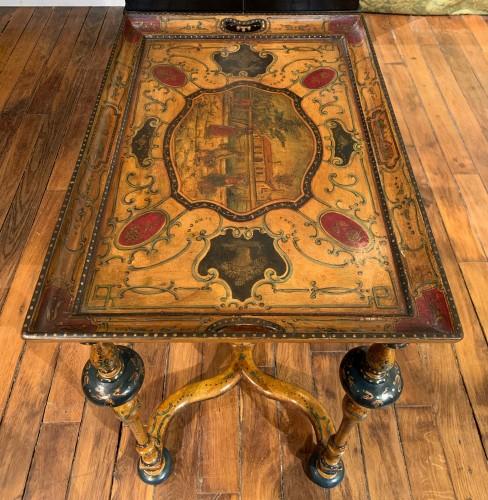 arte povera small table -